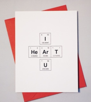 I Heart You Sentimental Elements by theBird+theBeard